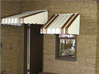 Rekha Decor Aluminium Awnings